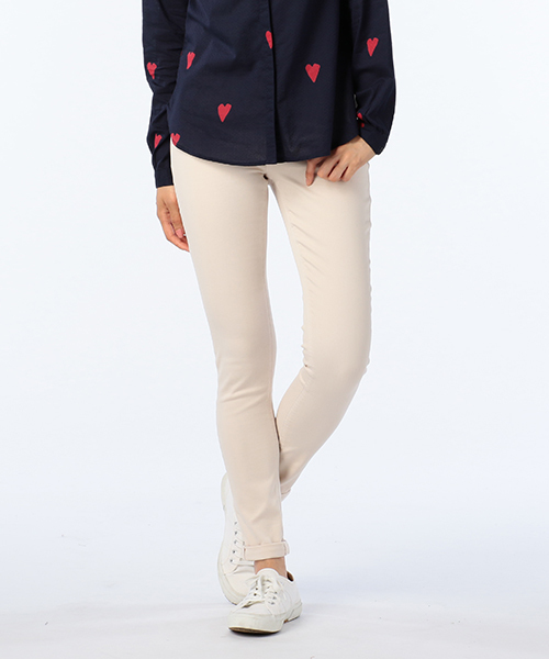 日本製 【セール】ストレッチカラースキニー// La Bohemienne - Bohemienne Colour Roulette【138691 Colour】(パンツ)|MAISON SCOTCH(メゾンスコッチ)のファッション通販, UZUME Raks:70b67ec3 --- steuergraefe.de