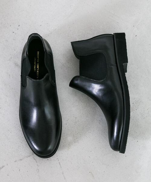 SC GLR サイドゴア ブーツ