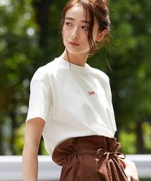 Lee(リー)の【Lee×ViS】ロゴTシャツ(Tシャツ/カットソー)