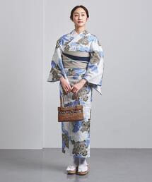 <KAGUWA(かぐわ)>菊牡丹 浴衣