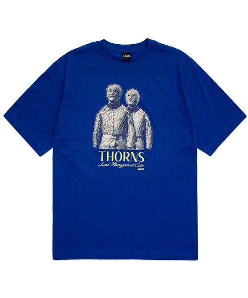 【LMC】THORNS ARMOR TEE / THORNS アーマー グラフィック Tシャツ