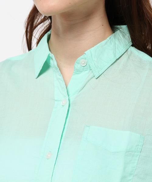 ボイル2Wayシャツ