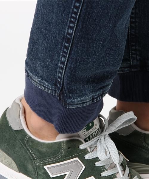 SLIM RIB PANTS / スリムリブパンツ