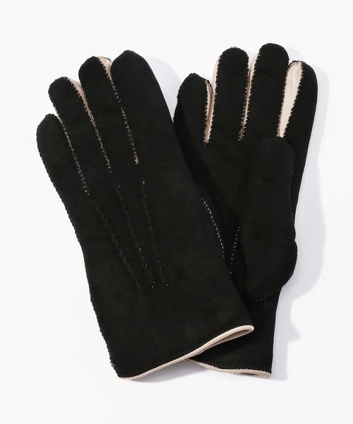 品質一番の FERALEX ステッチムートングローブ(手袋) TOMORROWLAND(トゥモローランド)のファッション通販, マンボシオンライン:f3f221e0 --- fahrservice-fischer.de
