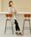 minky me!(ミンキーミー)の「柔らかウェッジソール&ジュート柄ふかふかクッション7cmゴムフィットサンダル(サンダル)」 詳細画像
