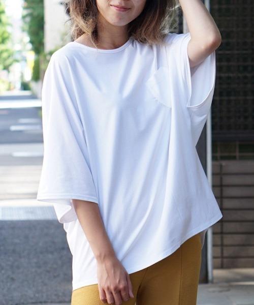 SUNNY  SPORTS(サニースポーツ)の「SUNNY SPORTS/サニースポーツ PRIMEFLEX PLANER TEE(Tシャツ/カットソー)」|ホワイト