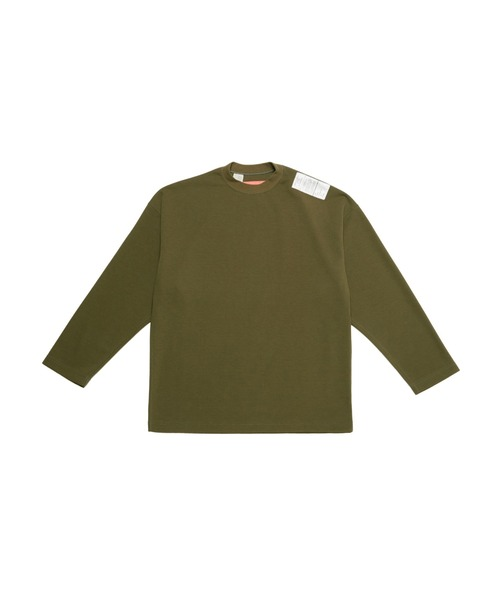 SPRING2021 CREW NECK SWEAT SHIRT