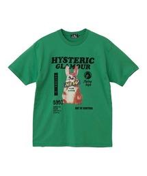 RABBIT AFFAIR Tシャツグリーン