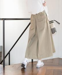 【新色追加・別注】Dickies(ディッキーズ)フレアロングスカート