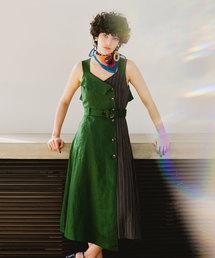 REDYAZEL(レディアゼル)のレトロバックルジャンパースカート(ワンピース)