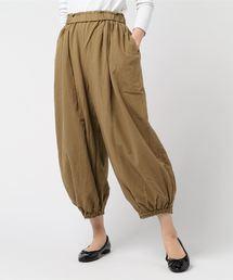 Samansa Mos2(サマンサ モスモス)の裾絞りペチパンツ(パンツ)