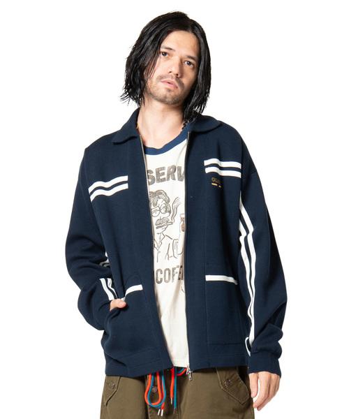 Roundel knit jersey / ラウンデルニットジャージ