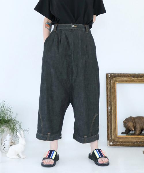 流行に  さかさまジーンズ(デニムパンツ)|bedsidedrama(ベットサイドドラマ)のファッション通販, MODEST LORD 仙台:b5b52072 --- fahrservice-fischer.de
