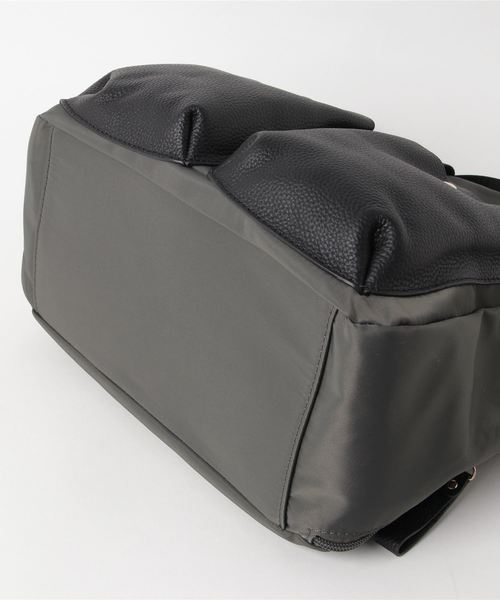 リュック レディーストートーバッグ 大人 本革ナイロン 3wayショルダーバッグ リュックサック トラブルバッグ スプリングバッグ