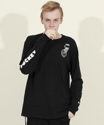 【BILLIONAIRE BOYS CLUB】MANTRA L/S T-SHIRT(Tシャツ/カットソー)
