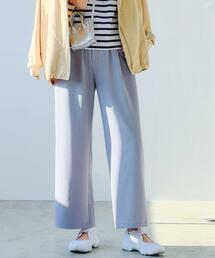[ 洗濯可能 / オルマイ ] ◆SC ワイド パンツ <34-44サイズ>