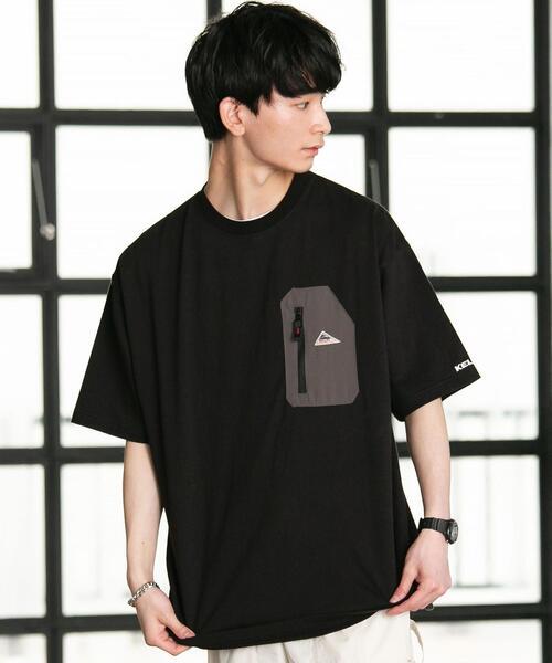 【WEB限定カラー】KELTY(ケルティ)別注アウトドアポケットTシャツ