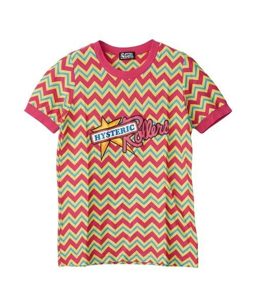 HYS ROLLERS チビTシャツ