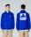 XLARGE(エクストララージ)の「<オンラインストア限定>OG LOGO COACHES JACKET(ナイロンジャケット)」|ブルー