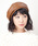 GIRBLISH(ガーブリッシュ)の「ガーブリッシュ ベレー帽 ECO レザー レディース GIRBLISH(ハンチング/ベレー帽)」|詳細画像