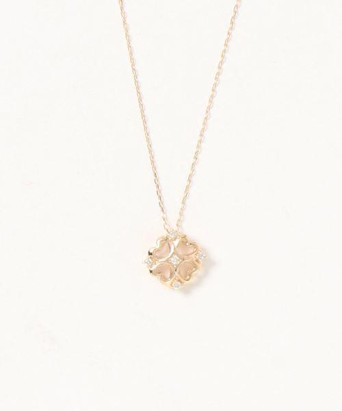 美しい 【セール】K10ダイヤデザインネックレス(ネックレス) con affetto(original)(コン アフェット)のファッション通販, 湯布院町:b54362ab --- skoda-tmn.ru