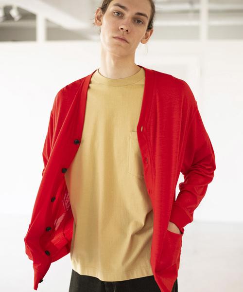 品質は非常に良い 【unfil カーディガン】ウールジャージー Bshop カーディガン MEN(カーディガン)|unfil(アンフィル)のファッション通販, ナルトシ:c1e239a3 --- blog.buypower.ng