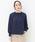 coen(コーエン)の「ギャザーネックカットソー(Tシャツ/カットソー)」|詳細画像