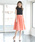 ROPE' PICNIC(ロペピクニック)の「【着丈が選べる】タックベルトサップギャザースカート(スカート)」 詳細画像