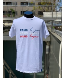 Jacques/White(Tシャツ/カットソー)