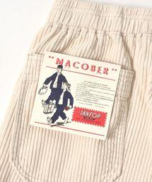 MACOBER(マコバ)の【Begin3月号掲載】SU: SHIPS 別注 MACOBER ワーク イージー パンツ コーデュロイ(パンツ)