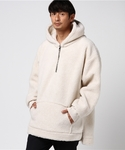 L.H.P Private Brand | WhiteLandBlackBurn/ホワイトランドブラックバーン/Boa Pullover(パーカー)