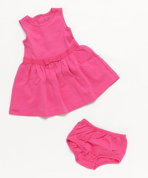 ポンチ ドレス&ブルマー