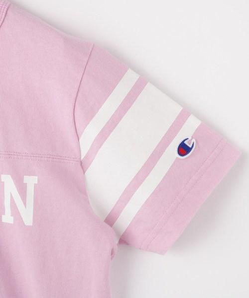【Champion】【150~160cm】ナンバリングTシャツ