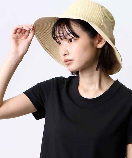 :ST:BIG RIBBON HAT