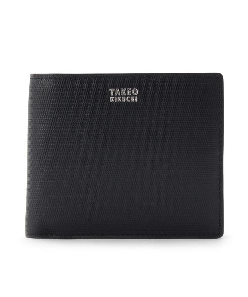 a1cb11f15587 TAKEO KIKUCHI(タケオキクチ)のミニメッシュ2つ折り財布 [ メンズ 財布 サイフ 定番