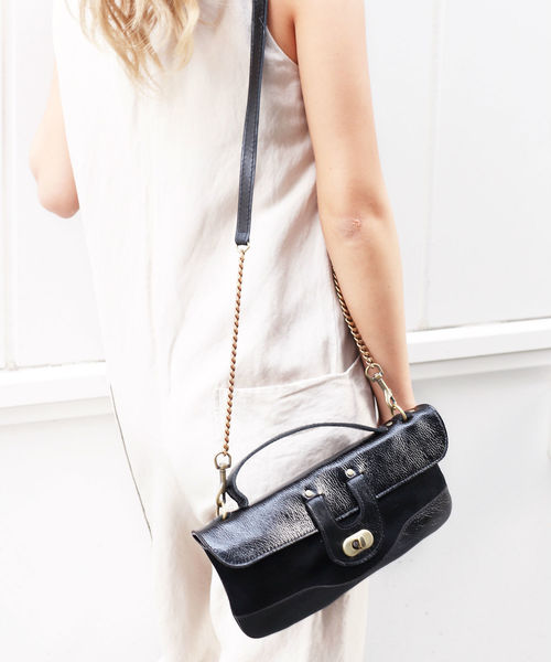 KIM WHITE(キムホワイト) cow leather BAGs
