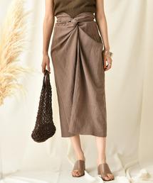DouDou(ドゥドゥ)のカイトスカート(スカート)