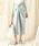DouDou(ドゥドゥ)の「カイトスカート(スカート)」|ブルー