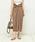 DouDou(ドゥドゥ)の「カイトスカート(スカート)」|モカ