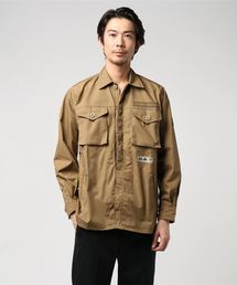 ArkAir×HYSTERIC JUNGLEシャツベージュ
