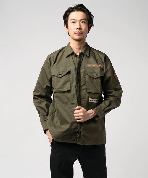 ArkAir×HYSTERIC JUNGLEシャツ