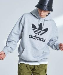adidas(アディダス)のadidas アディダス TREFOIL HOODIE トレフォイル フーディー プルオーバーパーカー(パーカー)