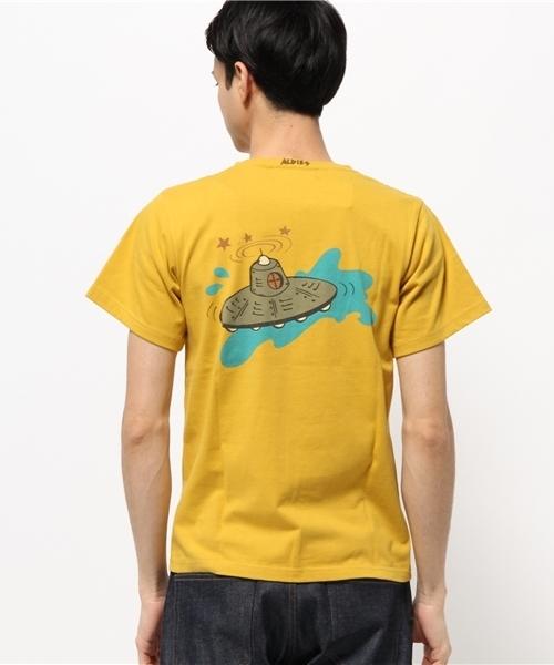 ATC T プリントTシャツ