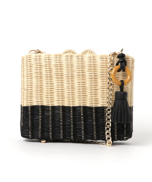 Rattan Box Shoulder