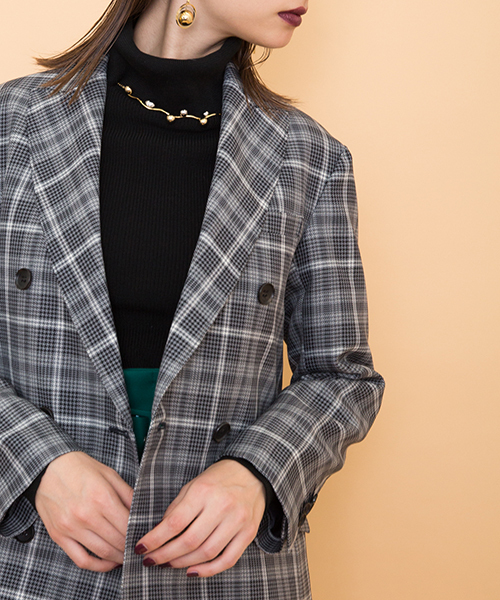 バレンシアダブルブレストジャケット