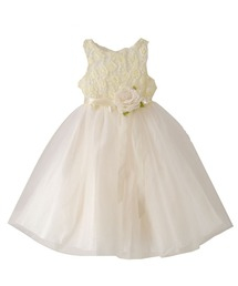 1df04ce7320da Catherine Cottage(キャサリンコテージ)のローズラメチュールキッズドレス(ドレス)