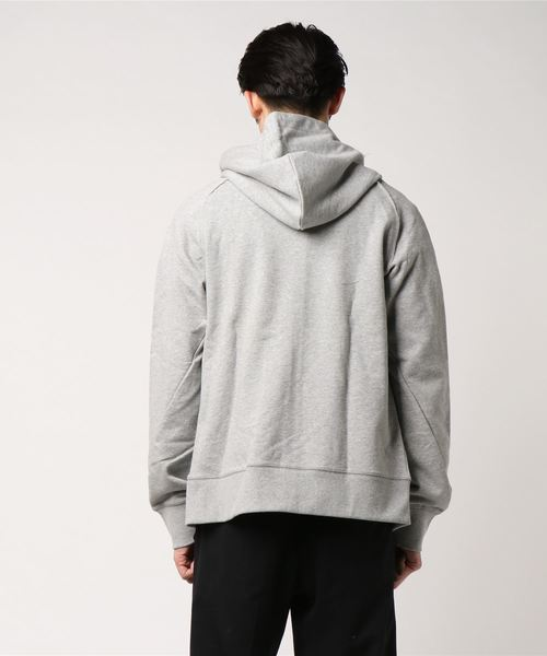 【CDM BY CARPEDIEM】Sweat Long Sleeve Zip Hoodie