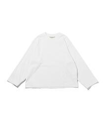 <JieDa> F.O.T.L ZIP LONG SLEEVE/Tシャツ