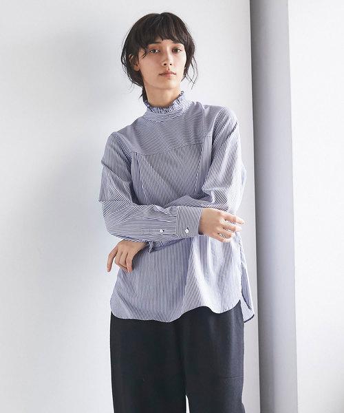 高級素材使用ブランド フリルシャツ(シャツ/ブラウス) GALLARDAGALANTE(ガリャルダガランテ)のファッション通販, ユウトウチョウ:6c581ab4 --- hundefreunde-eilbek.de