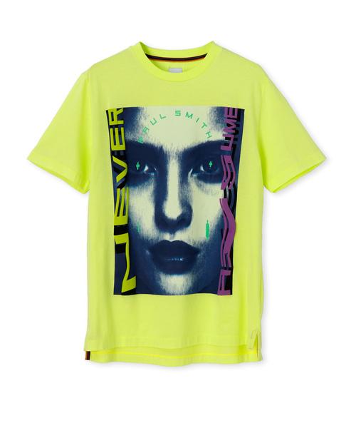 【激安セール】 BIG FACE 293515 プリントTシャツ// 293515 697P(Tシャツ/カットソー)|Paul Paul Smith(ポールスミス)のファッション通販, 箸屋助八:dab1cc01 --- pyme.pe